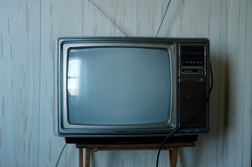 A Brief Glance At The Television