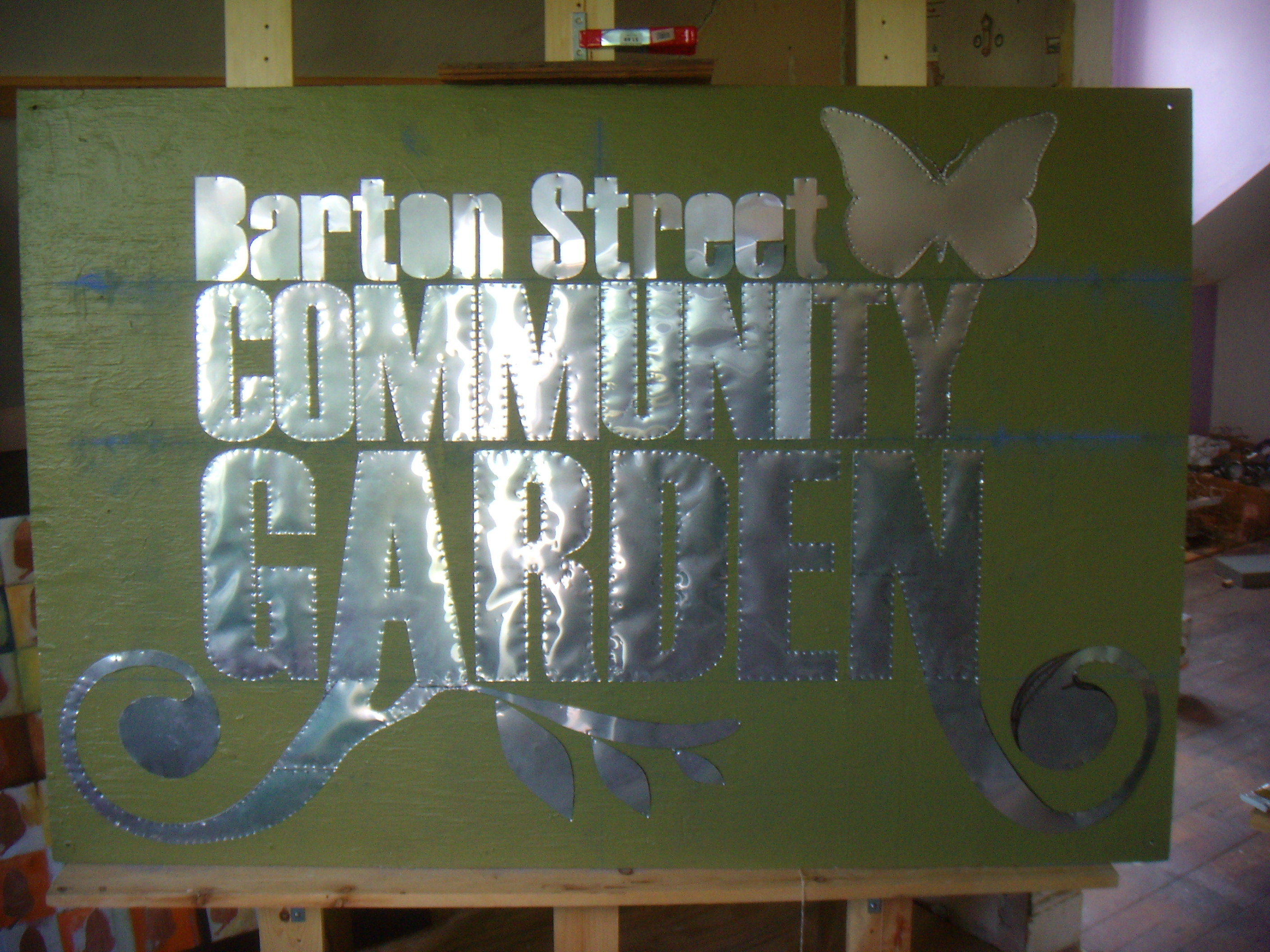 Barton Street Community Garden