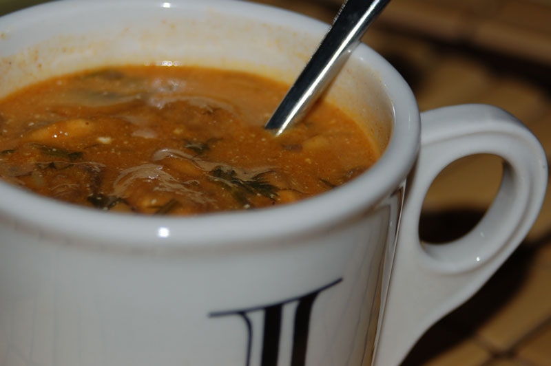 Hungarian Mushroom Soup